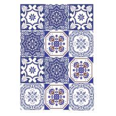 Tecido-Adesivo-Flok-Azulejo-Portugues-Apbluemix-15cmx15cm-com-12-a