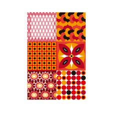Tecido-Adesivo-Flok-Azulejo-Vermelho-15cmx15cm-com-12-a