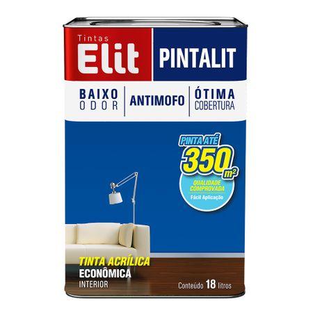 Tinta-Elit-Pintalit-Economico-Fosco-18L
