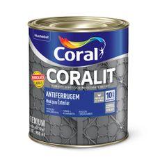 Tinta-Esmalte-Coral-Coralit-Antiferrugem-PREMIUM-FOSCO-900ML