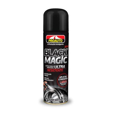 limpa-pneus-proauto-black-magic-400ml