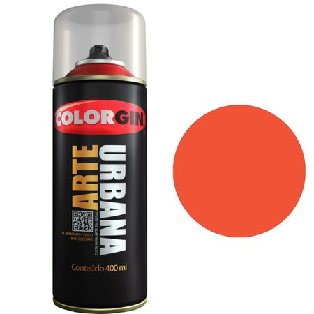 tinta-spray-colorgin-arte-urbana-laranja-400ml