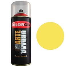 tinta-spray-colorgin-arte-urbana-amarelo-limao-400ml