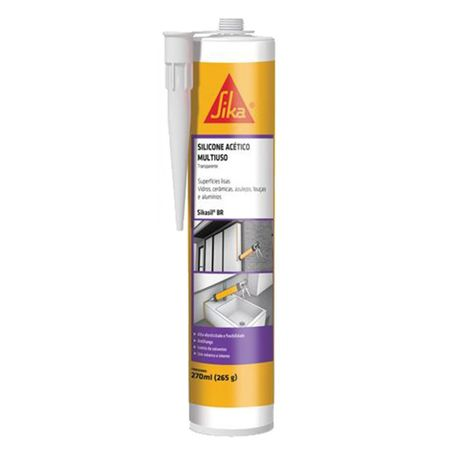 silicone-sika-sikasil-br-transparente-270ml