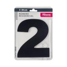 numero-resindencial-2-atlas-em-acm-preto