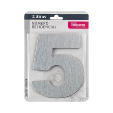 numero-resindencial-5-atlas-em-acm-escovado