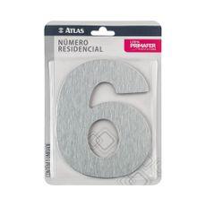 numero-resindencial-6-atlas-em-acm-escovado