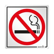 placa-fumar-aluminio