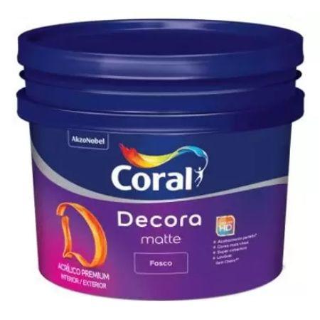 decora-coral-matte-10l